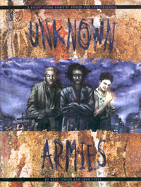 unknown armies 3rd edition review