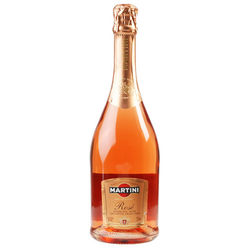 martini and rossi rose review
