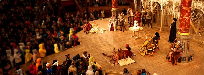 taming of the shrew globe review