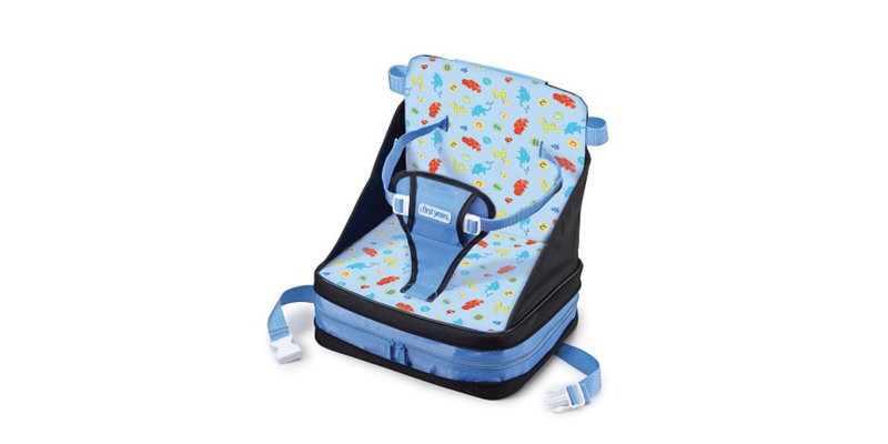 on the go booster seat review