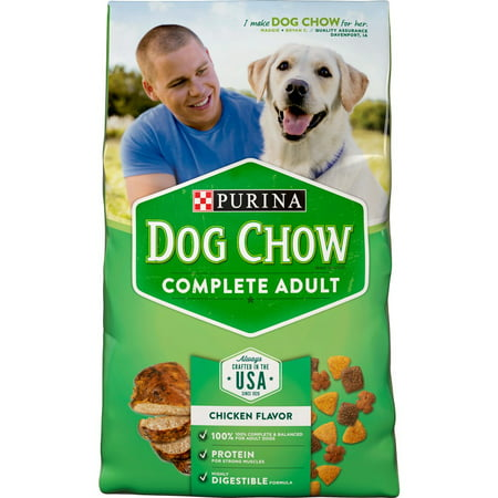 purina dog chow complete reviews
