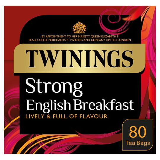 twinings 1706 strong breakfast review