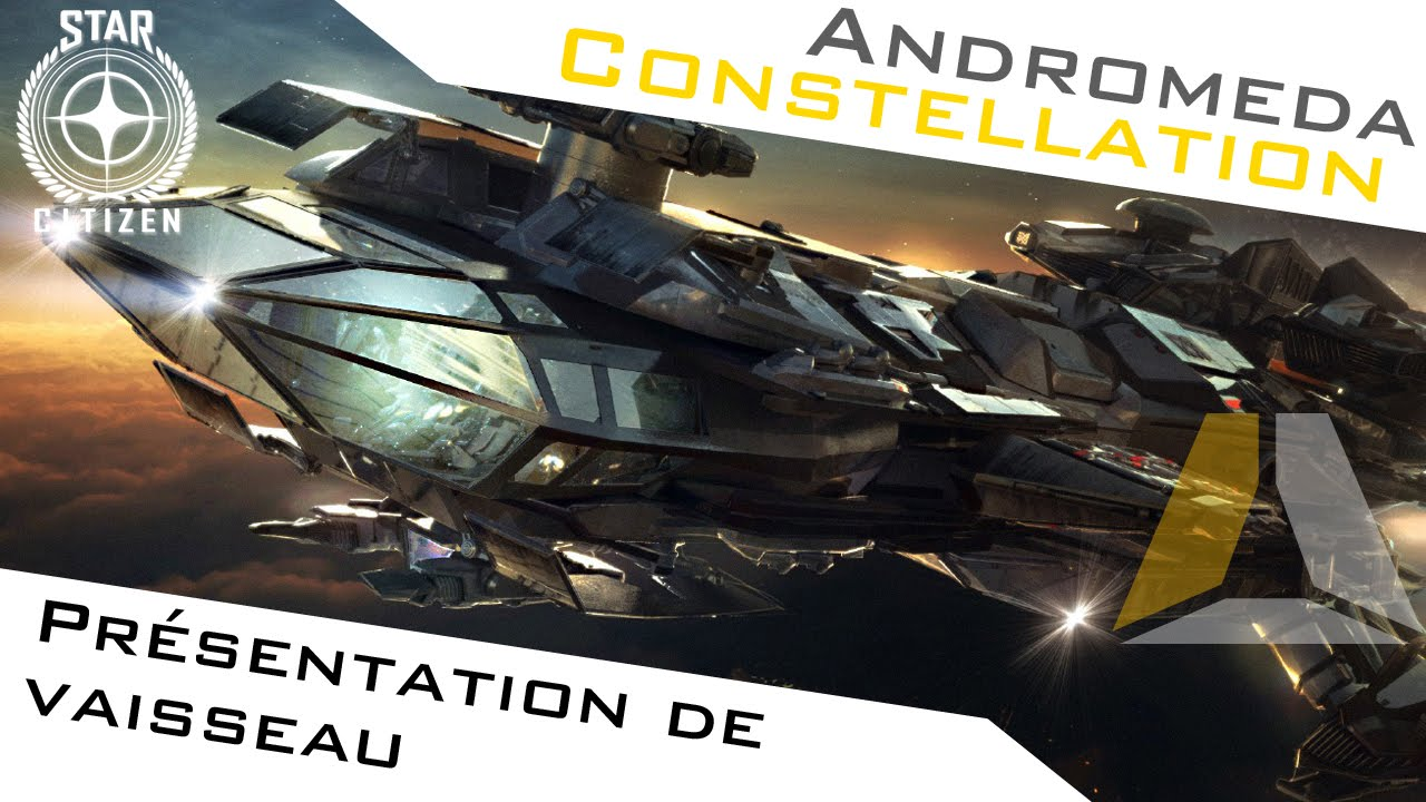 star citizen constellation andromeda review