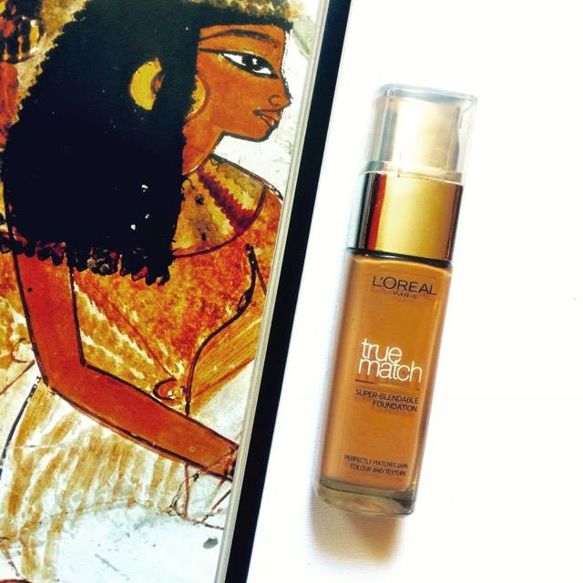 l oreal true match foundation review india