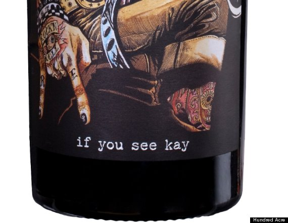 if you see kay wine 2012 review
