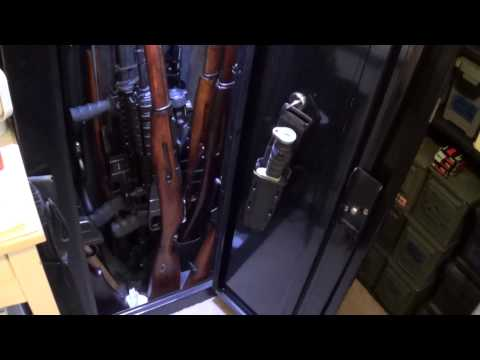 stack on 14 gun cabinet review
