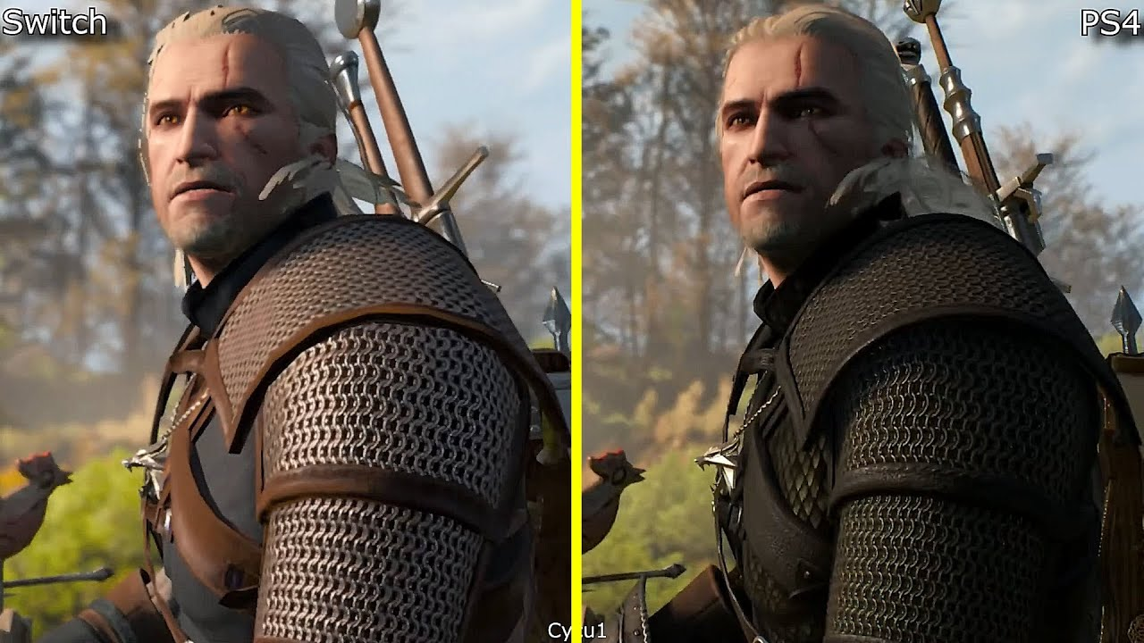 xbox one the witcher 3 review