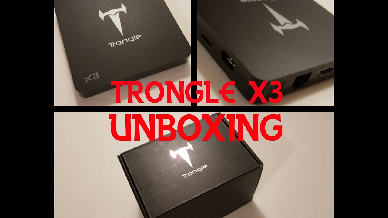 trongle x3 android box review
