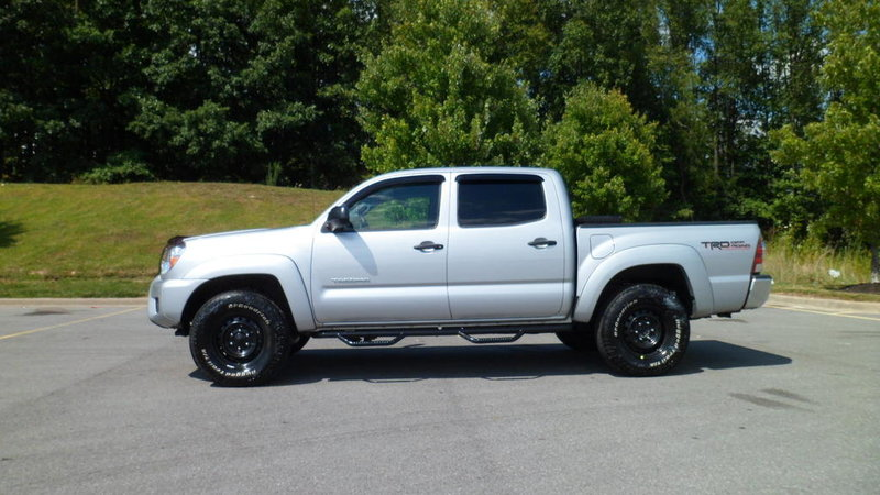 ome lift kit tacoma review