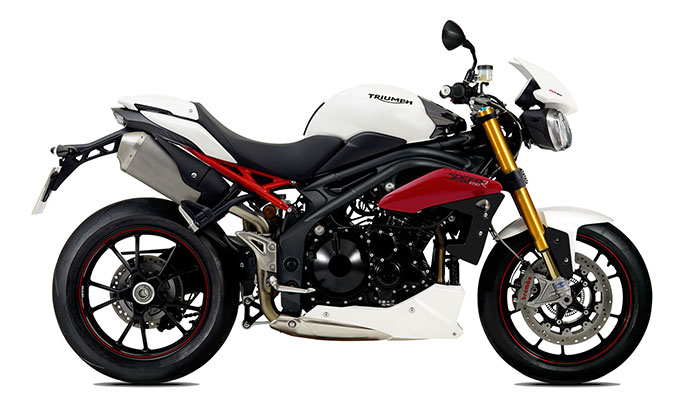 triumph speed triple abs review