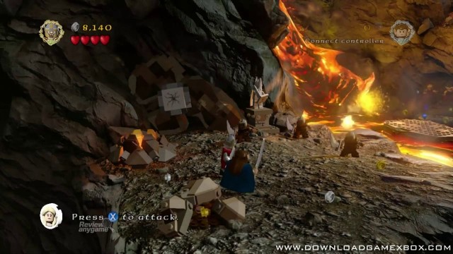 lord of the rings xbox review