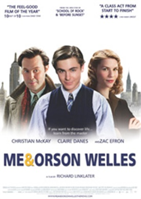 me and orson welles review