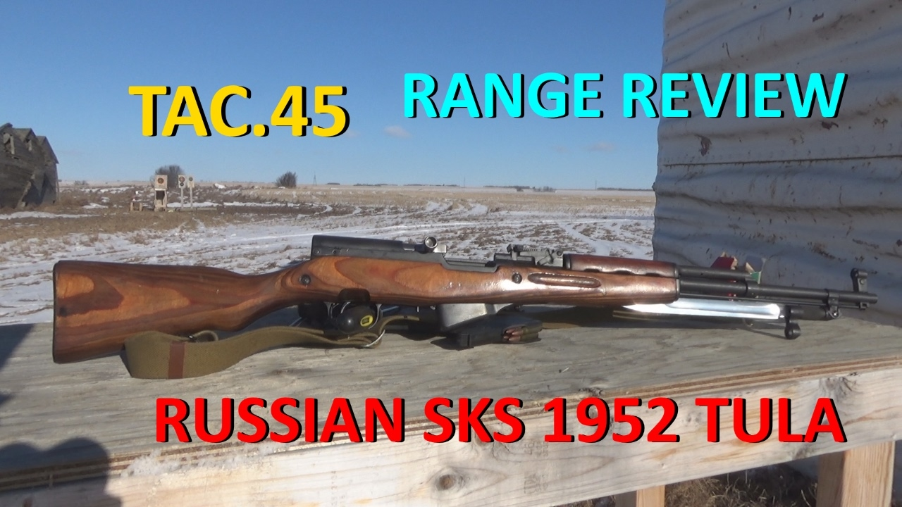 sks 7.62 x39 review