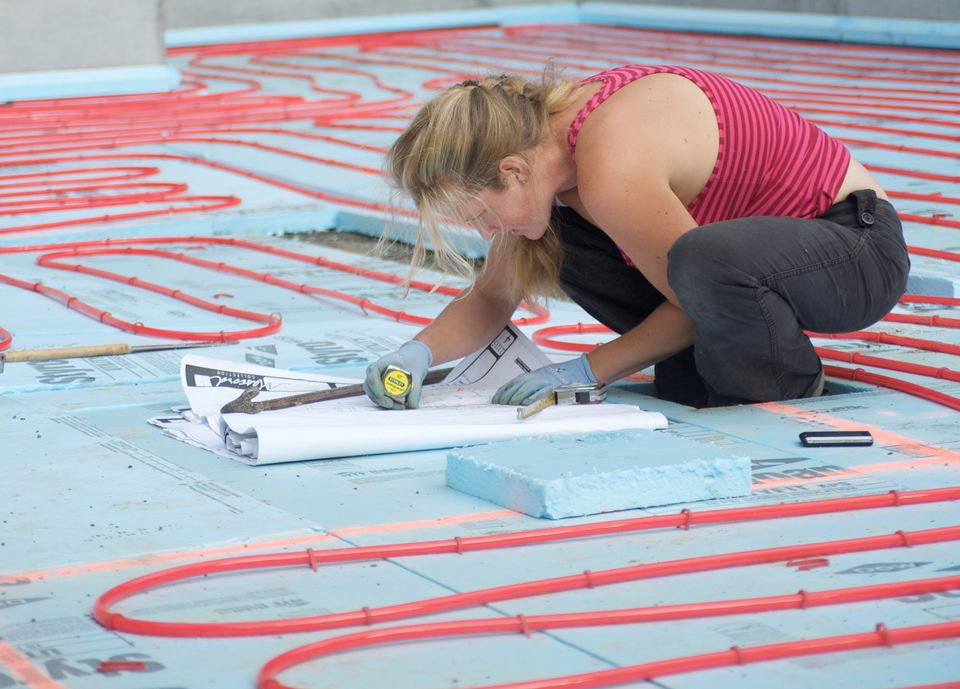 hydronic radiant floor heating reviews