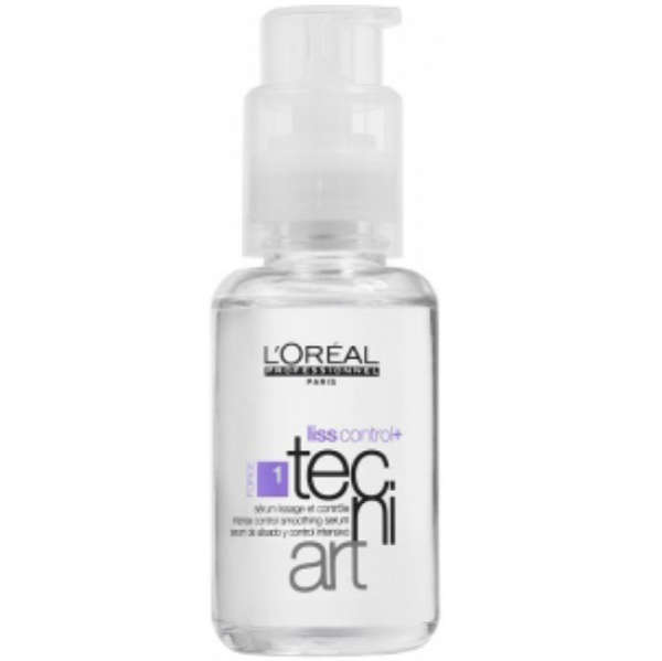 loreal liss control serum review