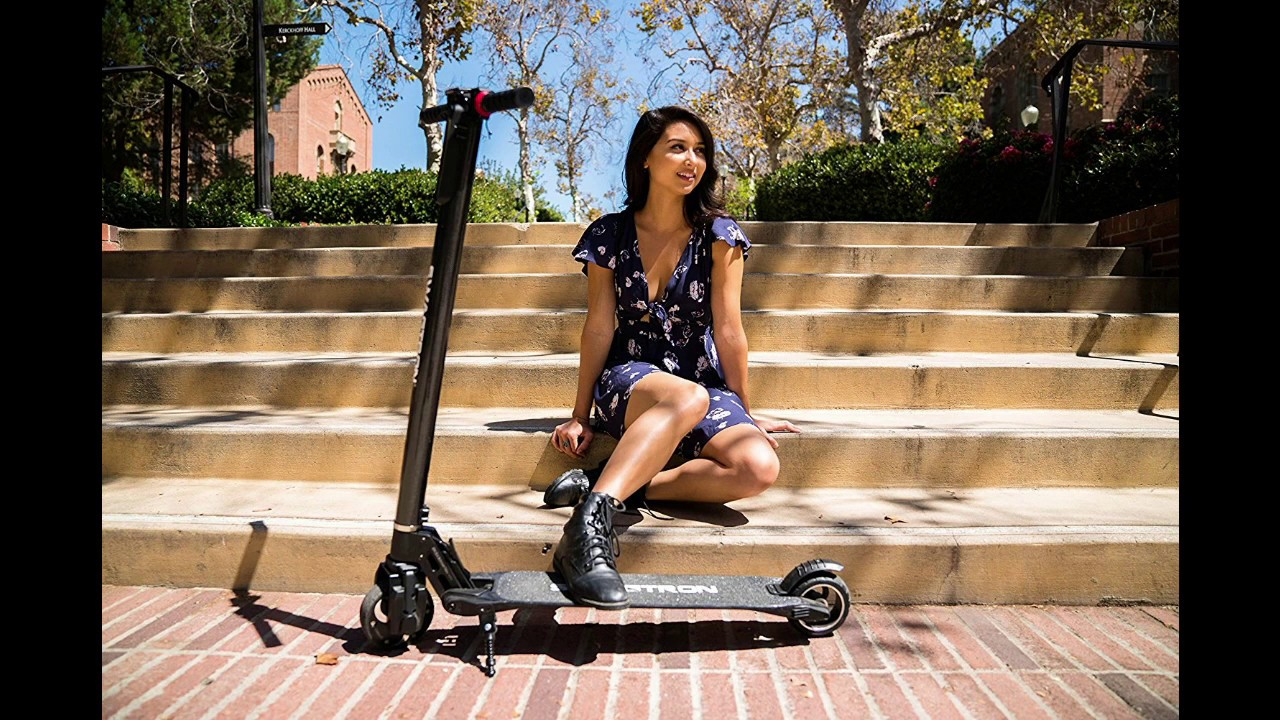 jd bug electric scooter review