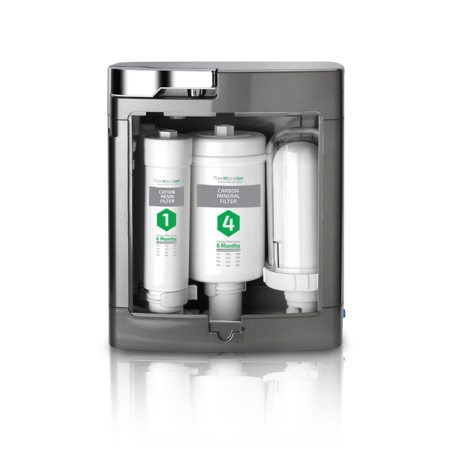 pure hydration water ionizer reviews