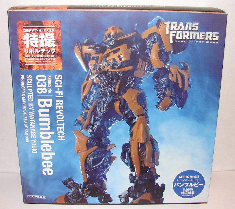 transformers dark of the moon bumblebee toy review