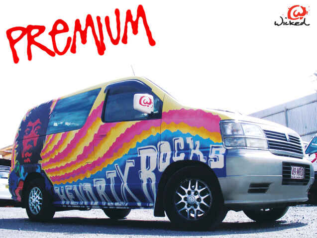 wicked campers review new zealand