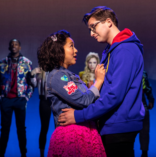 if i forget broadway review