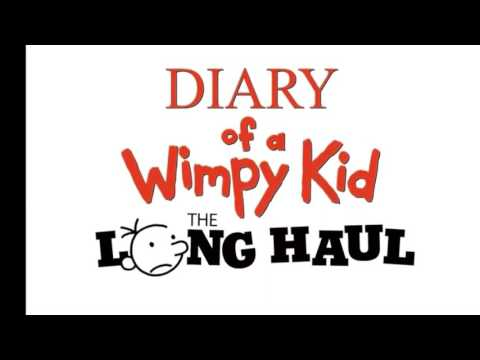 review of diary of a wimpy kid the long haul