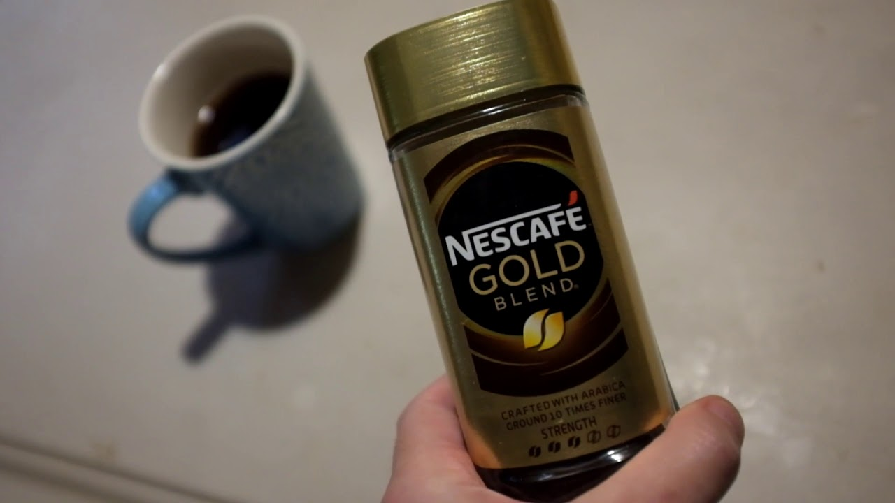 nescafe gold instant coffee review