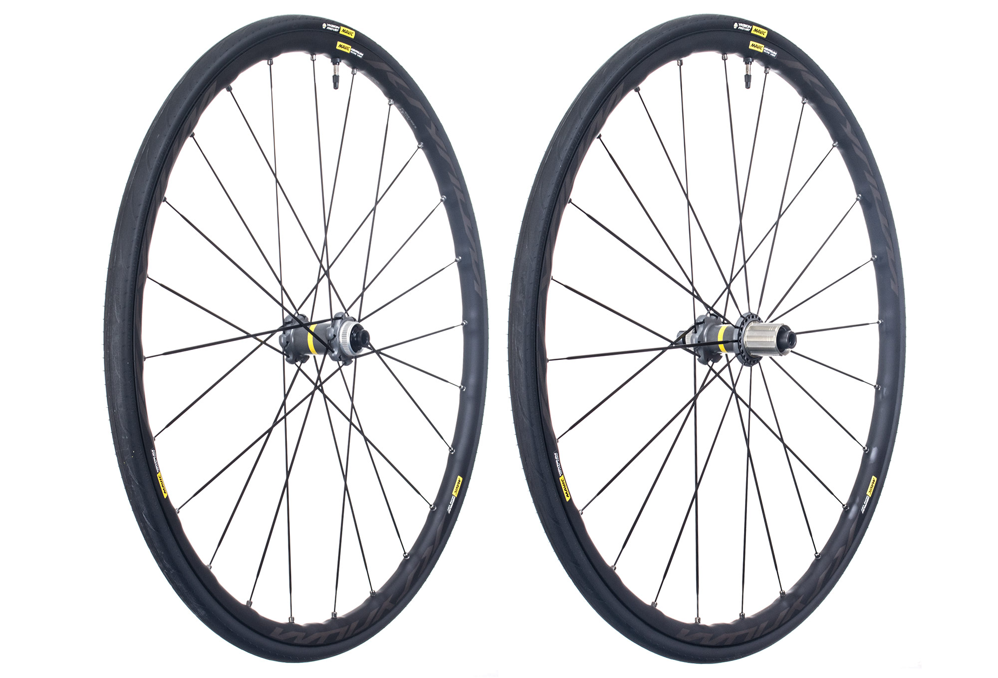 mavic ksyrium elite disc review