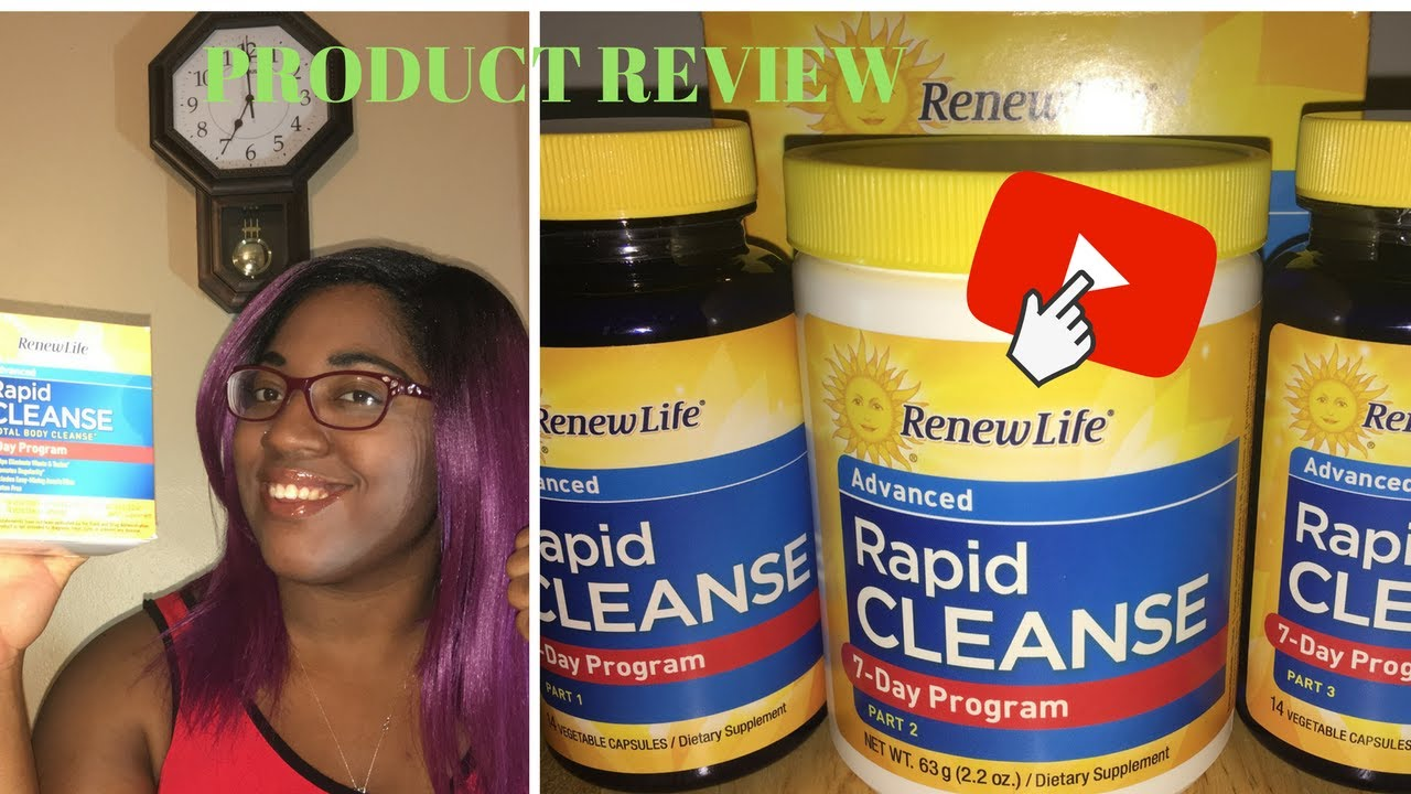 total body rapid cleanse reviews