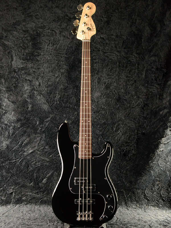 squier affinity pj bass review