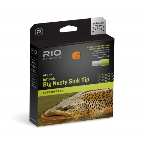 rio hover fly line review