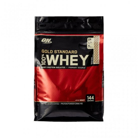 optimum nutrition gold standard 100 whey protein review