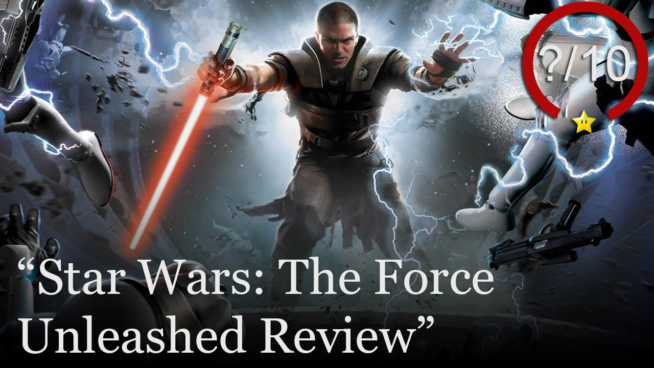 star wars the force unleashed ps3 review
