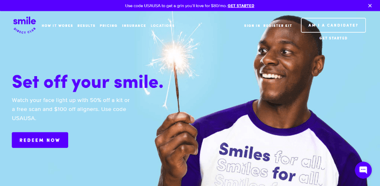 smile direct club reviews 2018