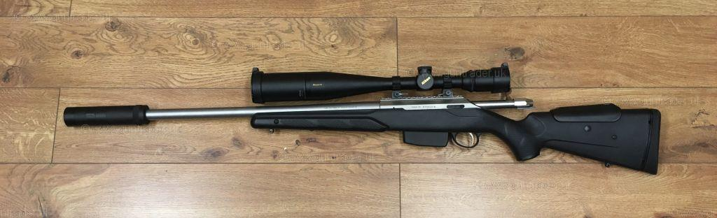 tikka t3 varmint stainless review