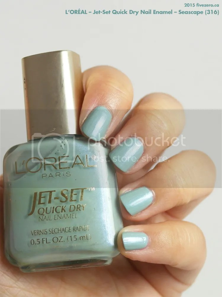 l oreal quick blue review