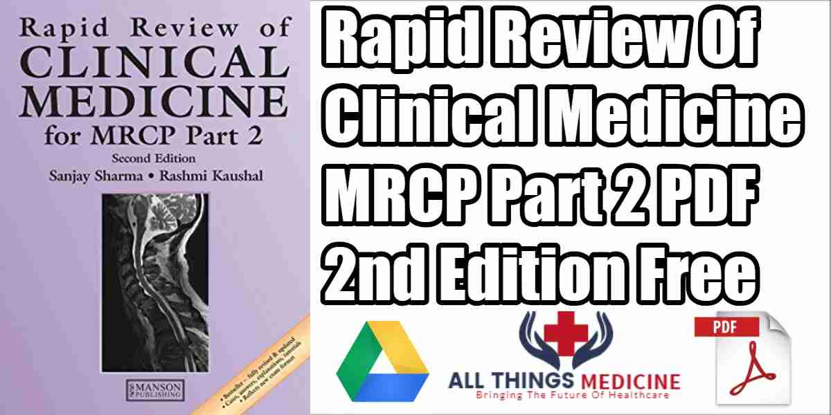 rapid review of clinical medicine