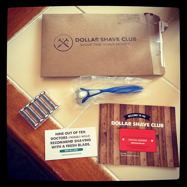 one dollar shave club review