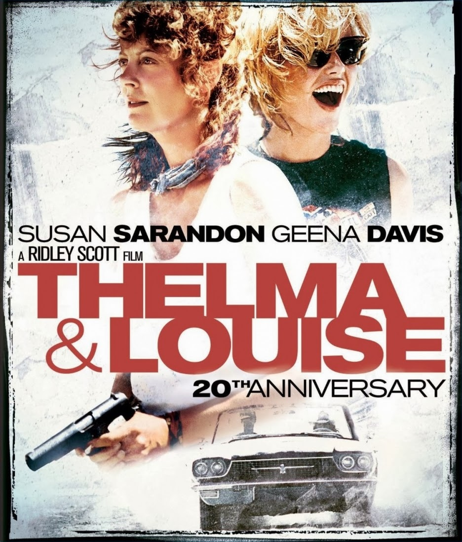 thelma and louise movie review