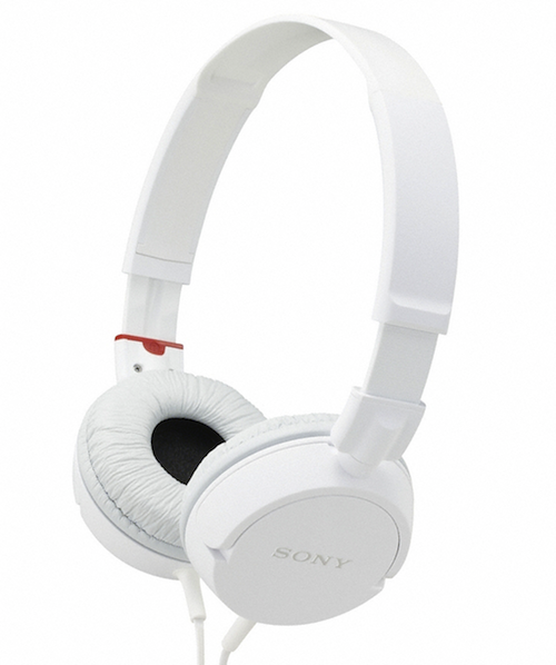 sony mdr zx100 headphones review