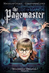 the pagemaster blu ray review