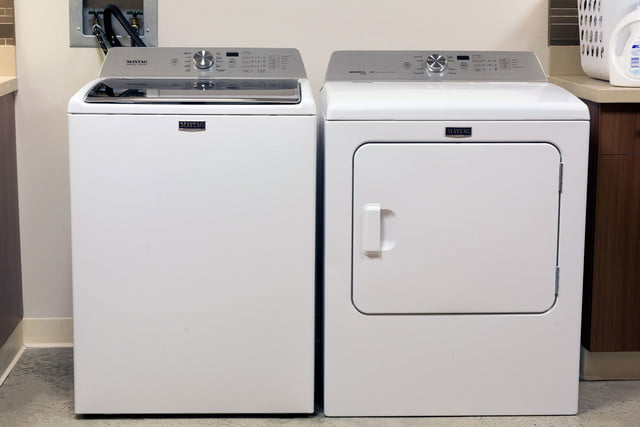 maytag low water washer reviews