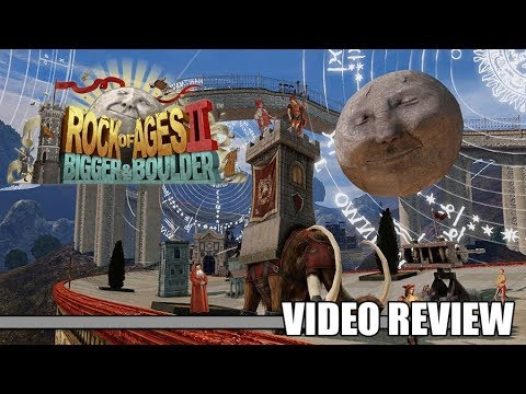 rock of ages game review