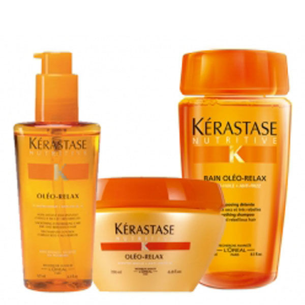 kerastase for curly hair review