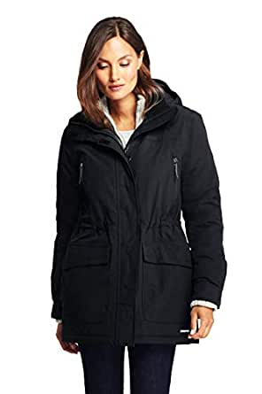 lands end squall parka review
