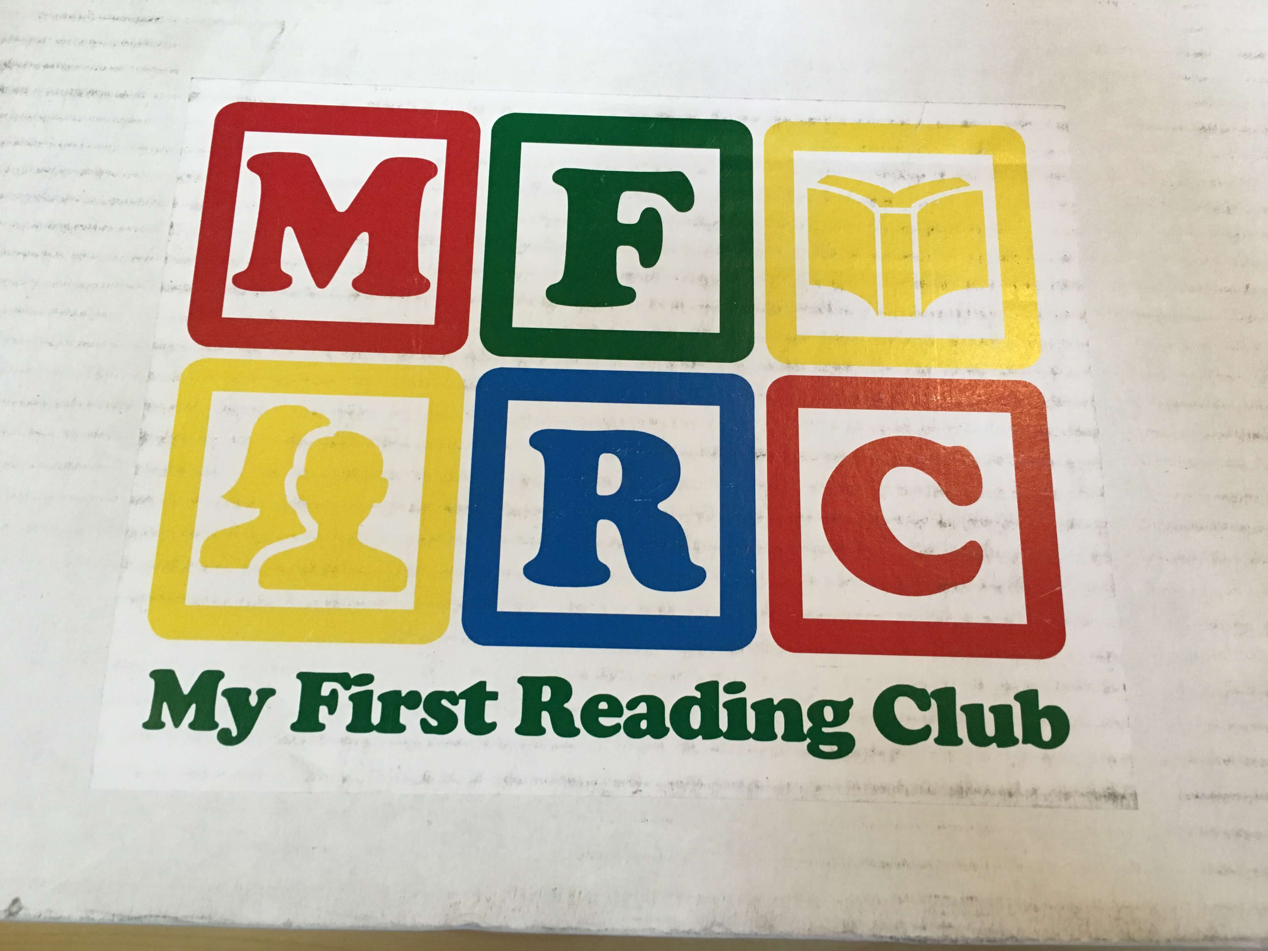 my first reading club reviews