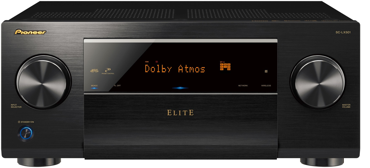 pioneer home theater receiver reviews