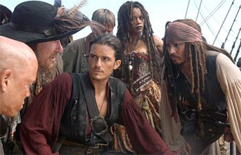 pirates of the caribbean 3 review