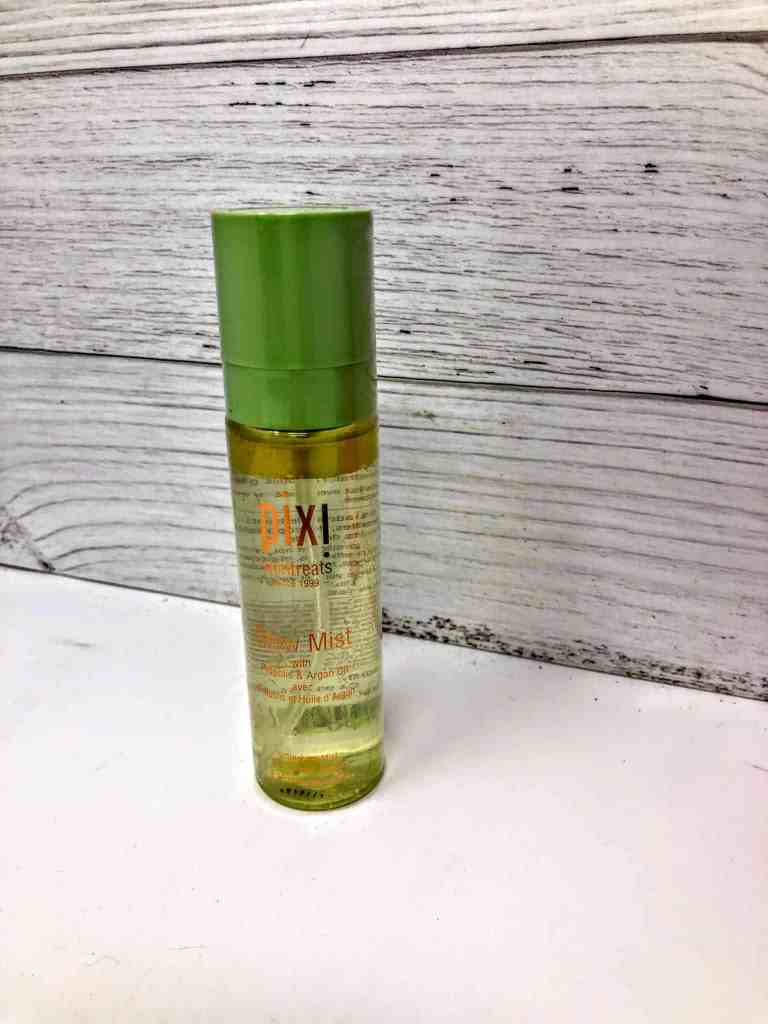 pixi by petra glow mist review
