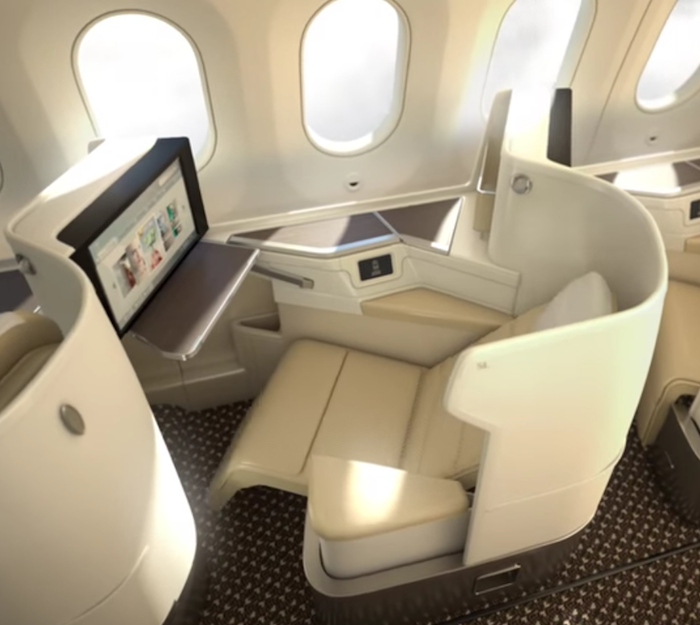 saudi airlines first class review