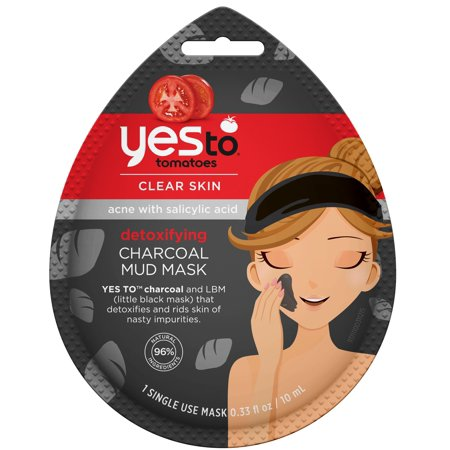 say yes to tomatoes peel off mask review